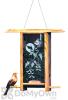 Schrodt Vine Maple Teahouse Bird Feeder 12 in. (TH12VM)