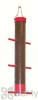 Songbird Essentials Finches Favorite Single Tube Bird Feeder 12 in. (SE112)