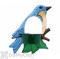 Songbird Essentials Bluebird Window Bird Feeder (SE3870235)