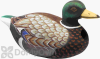 Songbird Essentials Mallard Duck Bird House (SE3880039)