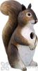 Songbird Essentials Squirrel Bird House (SE3880074)