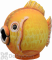Songbird Essentials Goldfish Gord - O Bird House (SE3880079)
