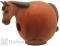 Songbird Essentials Brown Horse Gord O Bird House (SE3880091)