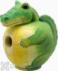 Songbird Essentials Alligator Gord - O Bird House (SE3880095)