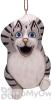 Songbird Essentials Grey Chillin Tabby Cat Bird House (SE3880198)