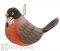 Songbird Essentials Fat Robin Bird House (SE3880309)