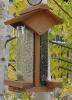Songbird Essentials Tiny Tower Bird Feeder 7 in. (SE515)