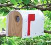 Songbird Essentials Marthas Mailbox Wren House (SE545)