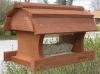 Songbird Essentials Hanging Barn Bird Feeder 2.5 qt. (SE554)