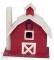Songbird Essentials Vermont Dairy Barn Bird House (SE918)