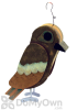 Songbird Essentials Owl Barn Bird House (SE919)