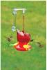 Songbird Essentials Window Red Bird Hummingbird Feeder 12 oz. (SEBCO312W)