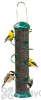 Songbird Essentials Super Spiral Sunflower Bird Feeder 3 qt. (SEBQSBF6G)
