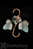 Songbird Essentials Copper Ivy Plant Hanger 5 in. (SEHH5DHK)