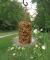 Songbird Essentials Cylinder Seed Tray Feeder (SEHHSTAC)
