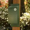 Songbird Essentials Gray Bat House (SERUBBTH100G)