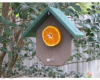 Songbird Essentials Hunter Driftwood Fruit Bird Feeder (SERUBFR100HD)
