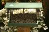 Songbird Essentials Large Hunter Driftwood Double Hopper Bird Feeder (SERUBLDH500HD)