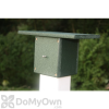Songbird Essentials Post Mount For Bird Houses or Bird Feeders (SERUBPM)