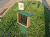 Songbird Essentials Hunter Driftwood Suet Feeder with Tail Prop (SERUBSF100HD)