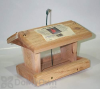 Songbird Essentials Mini Hopper Bird Feeder (SESC1002C)