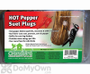 Songbird Essentials Hot Pepper Suet Plugs 12.5 oz. (SESC109)