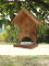 Songbird Essentials Cedar Fruit and Jelly Bird Feeder 11 in. (SESCS403)