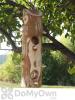 Songbird Essentials Suet Log Bird Feeder (SESCS404)