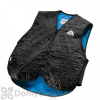 TechNiche HyperKewl Evaporating Cooling Sport Vest - Black Extra Large (6529-BK-XL)