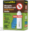 ThermaCELL Mosquito Repellent With Earth Scent Refills Value Pack (48 hrs) (E 4)