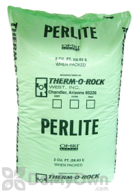 Therm - O - Rock Perlite Commercial 2 cf.