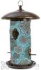 Toland Home and Garden Blue Marrakesh Bird Feeder 14.5 in. (202041)