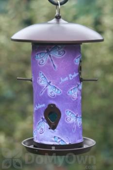 Toland Home and Garden Just Believe Bird Feeder 3 lb. (202045)
