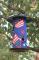 Toland Home and Garden Patriotic Bird Feeder 3 lb. (202043)