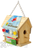Toysmith Paint a Bird House Kit (2951)