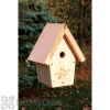 Woodlink Copper Top Hanging Chickadee / Wren Bird House (COPCH)
