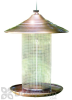 Woodlink Coppertop Sunflower Tube Bird Feeder 3.75 lbs (COPSUN)
