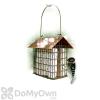 Woodlink Coppertop Double Suet Cage Bird Feeder (DCOPSUET)