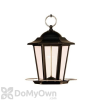 Woodlink Black Carriage Lantern Bird Feeder (WLNA11132)