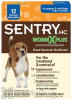 Sentry HC WormX Plus De-Wormer for Small Dogs (12 count)