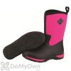 Muck Boots Arctic Weekend Women's Black / Hot Pink Boot - Women's 11
