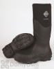 Muck Boots Muckmaster Hi-Cut Boot Black - Men's 12