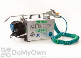 Patriot 2XP Green Ninja Machine